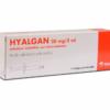 Hyalgan (1.00 syringes)