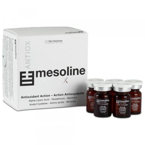 Buy Mesoline Antiox (5x5ml vials) Online