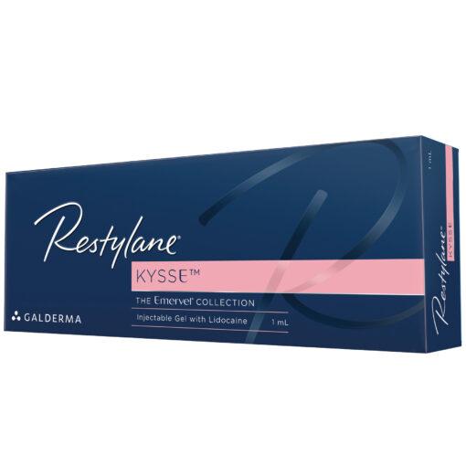 Restylane Kysse with Lidocaine (1x1ml)